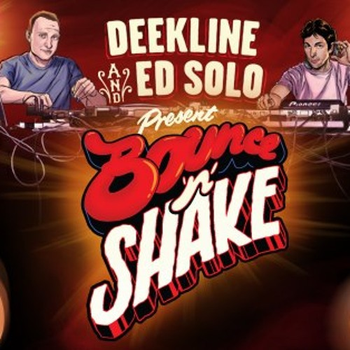Deekline & Hardy Hard - Can't Hide It (B-FuNK's Old sTyle Rmx)