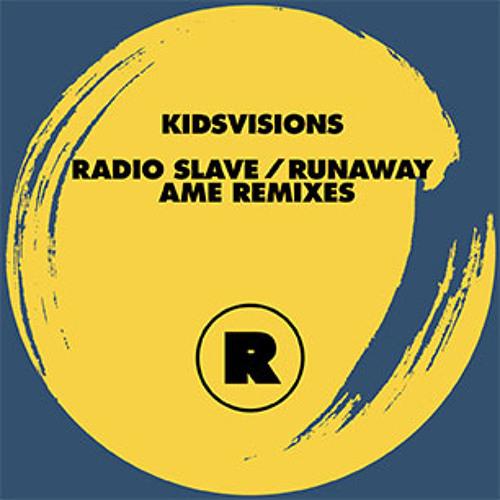RADIO SLAVE / RUNAWAY - AME REMIXES - REKIDS071
