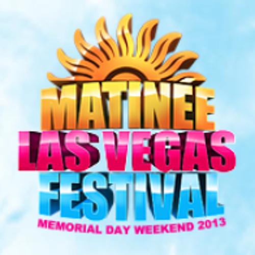 Flavio Zarza - Matinée Vegas 2013 -Exclusive Promo Set-