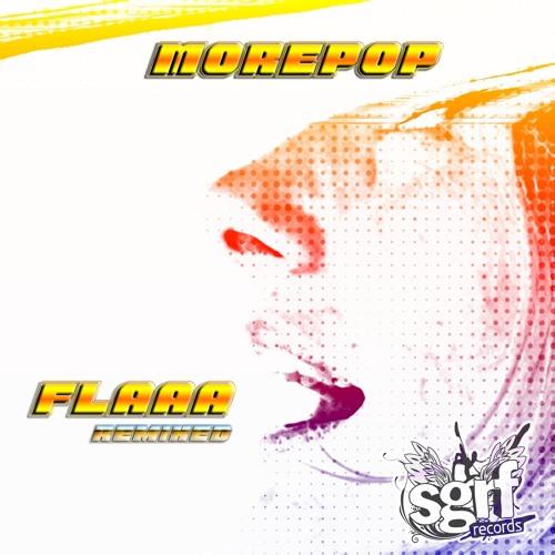 SGRF017 : Morepop - Flaaa (Pasha Shock Remix)
