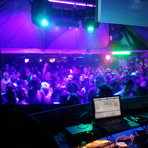 Ankur- Live/DJ Hybrid Set @ Shanti Rome March 2013