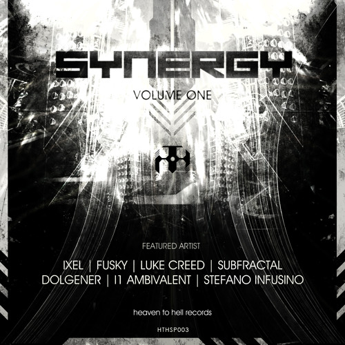 HTHSP003 - Various Artists - Synergy Volume One // OUT NOW