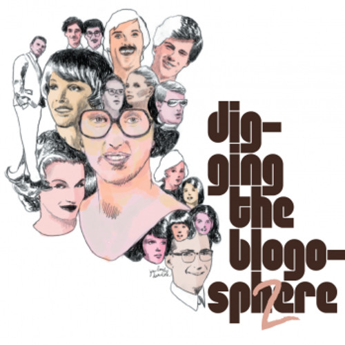 Digging The Blogosphere Vol. 2 Snippet mix by Da'Vince