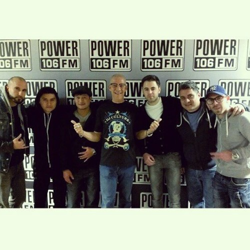 Nathan C - Interview + Guestmix on Power 106 FM (Los Angeles) **FREE DOWNLOAD**