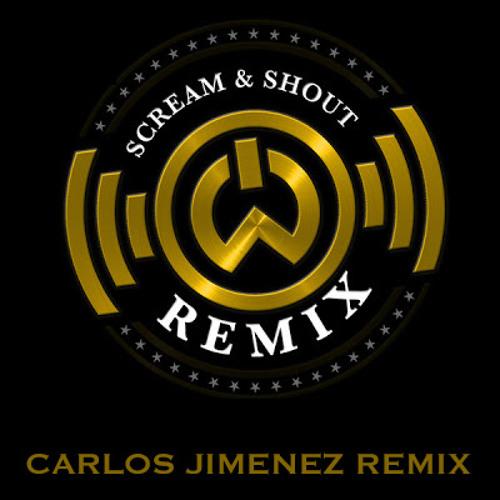 Scream & Shout (Carlos Jimenez Soulfreak Remix)...FREE DOWNLOAD..........
