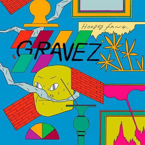 Hooded Fang - Graves