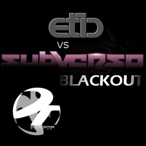 Subverso vc Etic - Black Out - Sampler