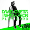 David Guetta ft Ne- yo & Akon - Play hard (Albert Neve Rmx SC Teaser)
