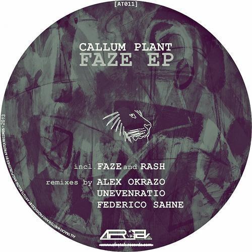 Callum Plant - Rash (Alex Okrazo Rmx) Out Now