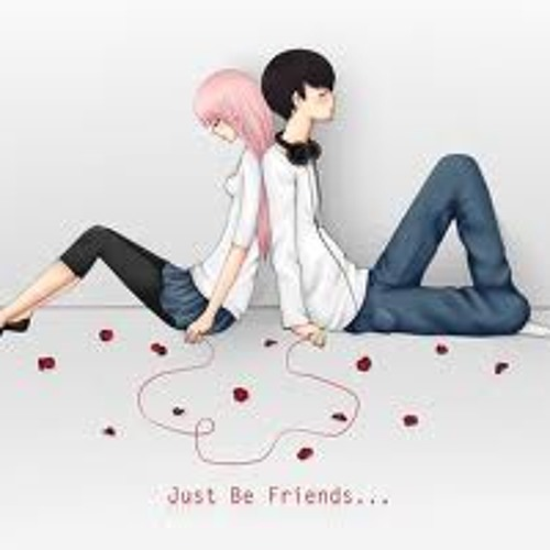 ***Just be Friends - [iCEsy-Chun]
