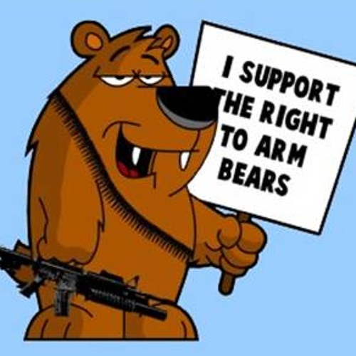 Your Dead Wrong, Grizzly Bears Aren't Gun Shy