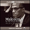 MALCOLM X by Walter Dean Myers, read by JD Jackson