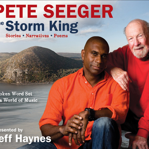 """Toshi"" an excerpt from PETE SEEGER: THE STORM KING"