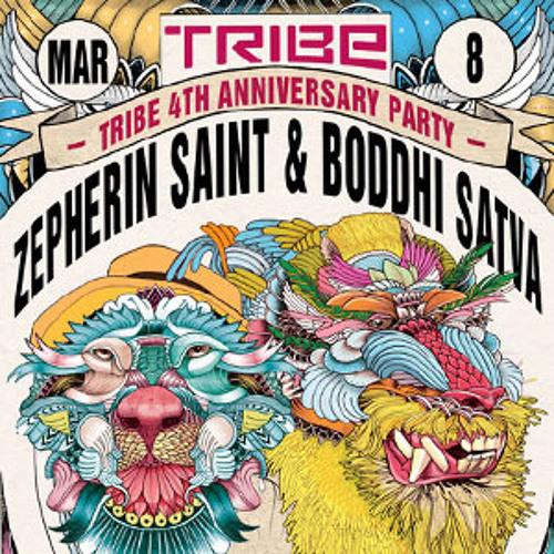 Zepherin Saint @ Tribe, Djoon, Friday March 8th, 2013