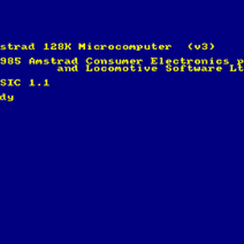 Chip Music = Amstrad CPC 6128 + = ( By Oliver ) == DrumDreamers Music ==