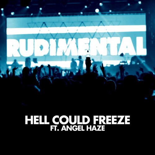 Rudimental ft Angel Haze - Hell Could Freeze - Skreamix - Teaser