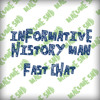 Informative History man - Fast chat [wave free download]