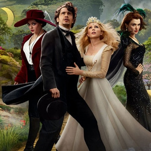 SoundTRAX: OZ THE GREAT AND POWERFUL