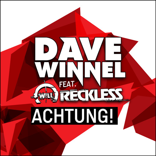 Achtung! - Dave Winnel feat. Will Reckless (Original Mix) (VICIOUS) (snippet)
