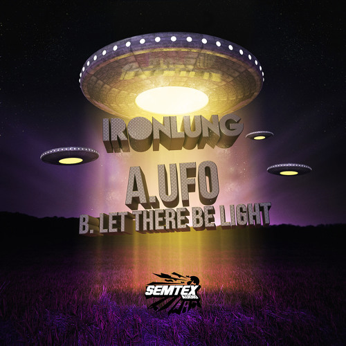 iRONLUNG - UFO - OUT NOW