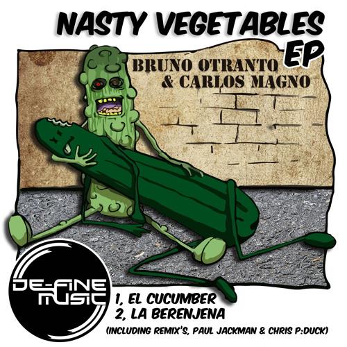 Bruno Otranto & Carlos Magno - El Cucumber [clip] (Release date: 4th July)