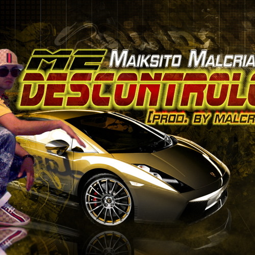 Maiksito Malcriao - Me Descontrolo (Prod. By Malcriao Records)