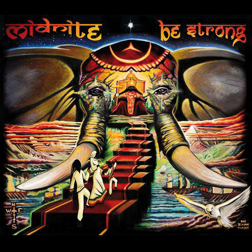 Midnite - Be Strong [New Album 'Be Strong' out May 14th 2013]