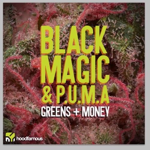 BL▲CK M▲GIC & P.U.M.A - Greens & Money (Buzz Trillington Remix)