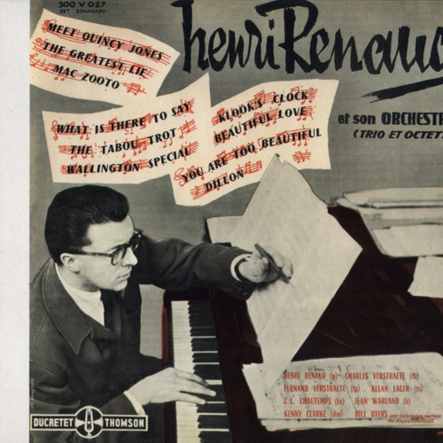 HENRI RENAUD - Mac Zooto