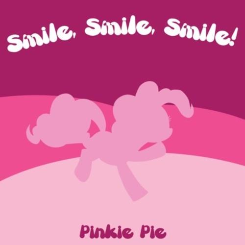 Smile! song - MLP FiM pinkie pie