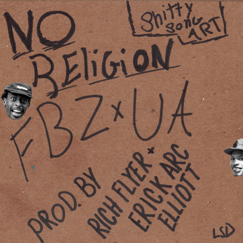 Flatbush ZOMBiES x The Underachievers - No Religion