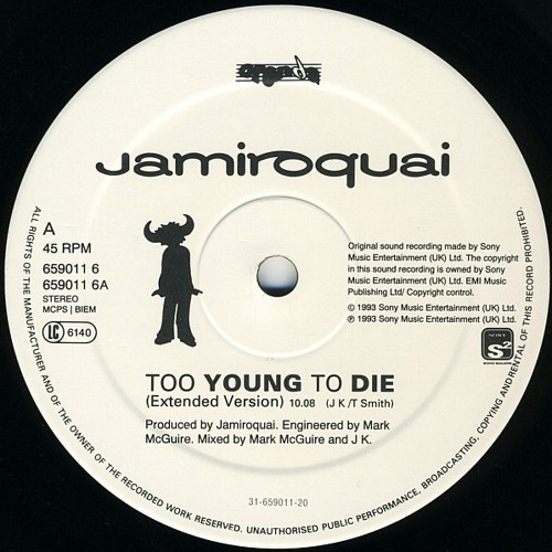 Jamiroquai - Too Young To Die [LNTG Capricorn High Remix]