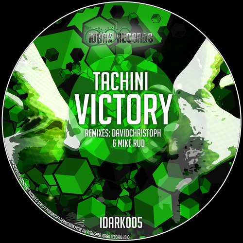Tachini - Raw (Mike Rud Dark Remix)cut