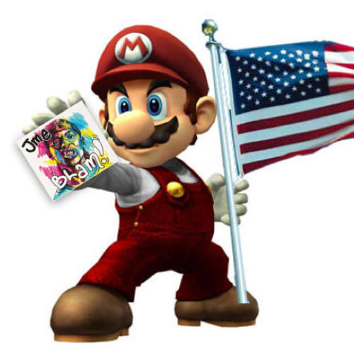 Marios's Flag (Full Instrumental)