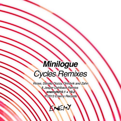Minilogue - When Sadness Releases...(Grindvik and Zahn Remix)