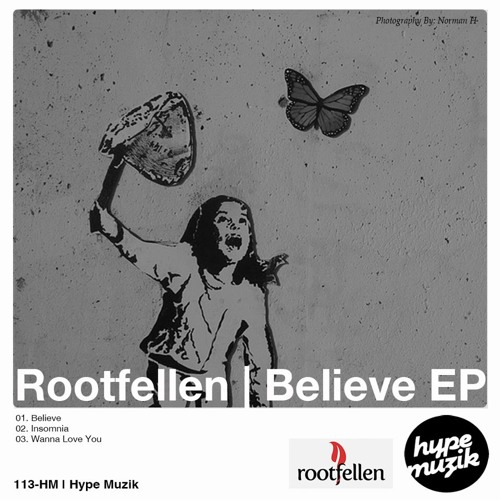 Rootfellen - Wanna Love You (Original mix) Hype Muzik