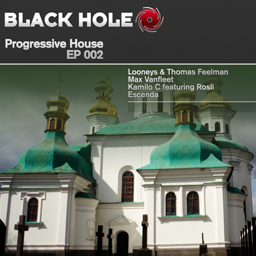TEASER MIX Black Hole Progressive House EP 002