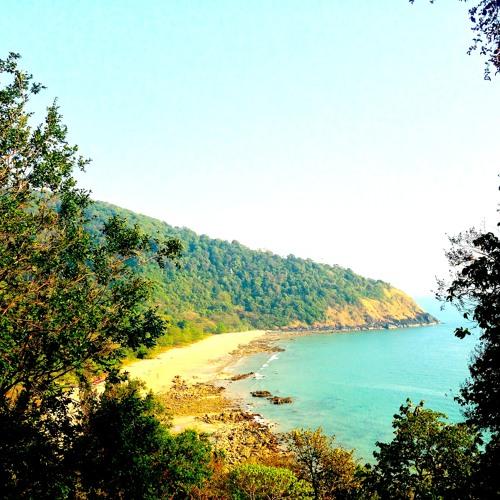 Trus'me - Beach Music 02 - Bamboo Bay (Koh Lanta), Thailand