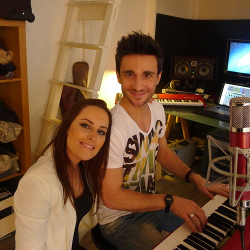 Alexandra Miller and Benjamin Bocconi cover of Impossible - James Arthur