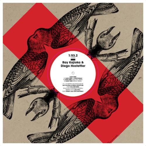 1532005 - DIGI - Ray Kajioka + Diego Hostettler - Early Bird - Joel Mull Late Bird Mix