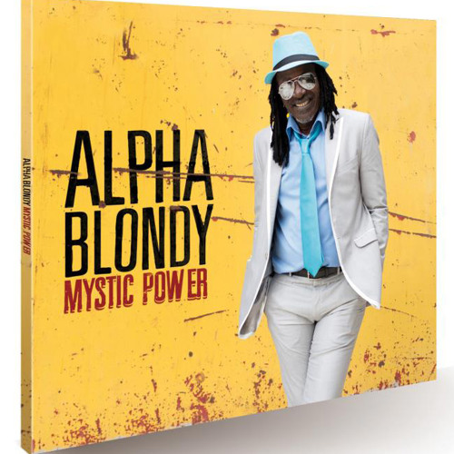 Alpha Blondy -  J'ai Tué Le Commissaire [Album: Mystic Power 2013]