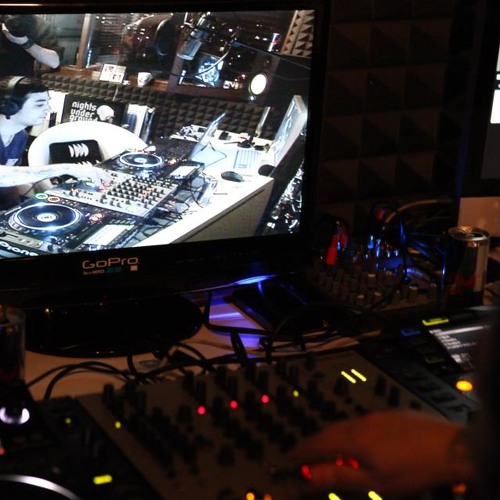 Nu Zau @ Nights Underground #016 - 7.03.2013 @ Studio Atelier HDFX