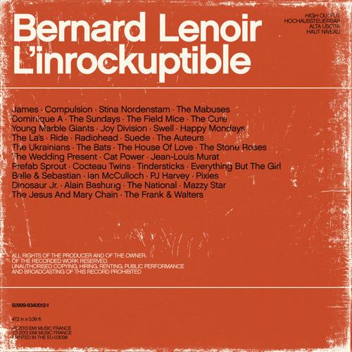Bernard Lenoir #2