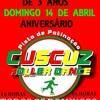 CUSCUZ ROLLER DANCE FESTA DE 3º ANIVERSÁRIO