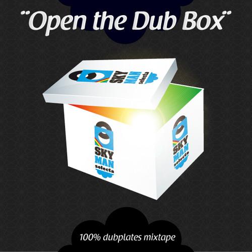 """*** Skyman Selecta """"Open the Dub Box"""" 100 % DUBPLATES MIXTAPE ***"""