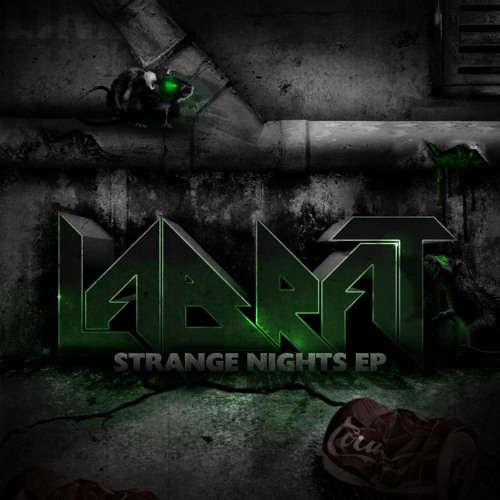 [ICR 011] Labrat- Strange Nights EP [FORTHCOMING on IRIE CARTEL 6/11]