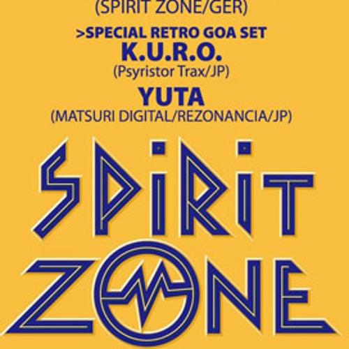 Sangeet@Spirit Zone Recordings Official Goa Night - Japan 3-2013