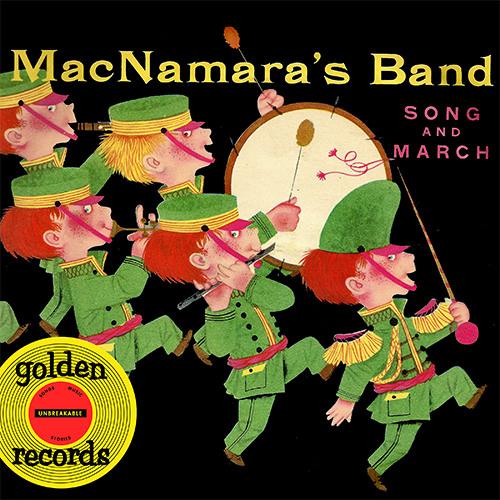 St. Patricks Day Kids Music: MacNamara's Band Song & March