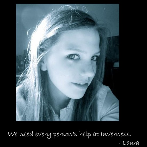 Laura will help deliver the petition in Inverness.  Will you be there?