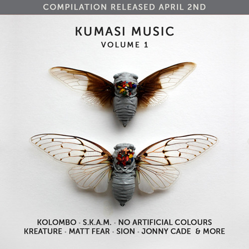 Upstroke & SION - Knockout (Original Mix) Kumasi Music Volume 1 // OUT NOW!